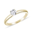 Diamond ring in 14kt gold