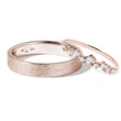 ROSE GOLD WEDDING RINGS - DIAMOND WEDDING RINGS{% if kategorie.adresa_nazvy[0] != zbozi.kategorie.nazev %} - WEDDING RINGS{% endif %}