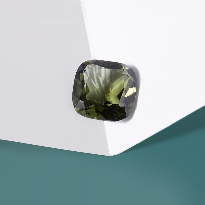 Moldavite: the mysterious Czech gemstone