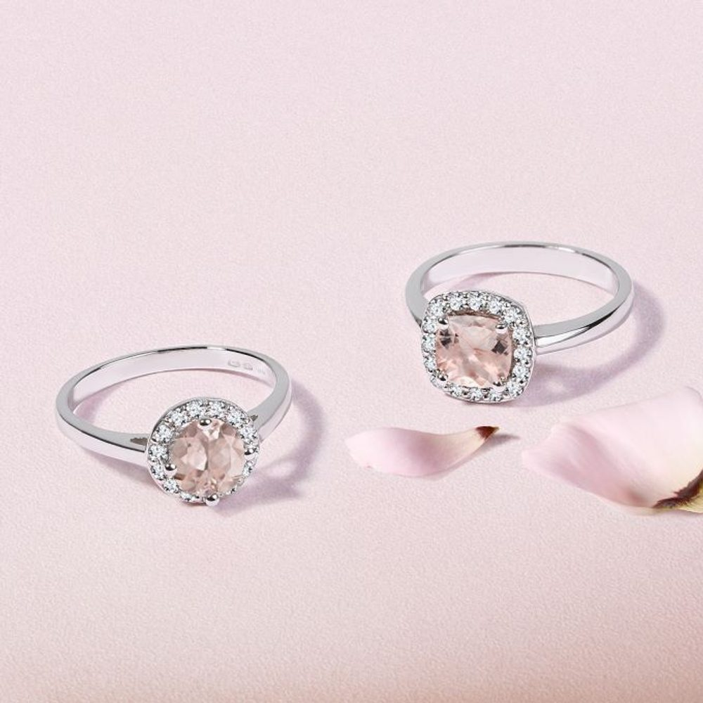 The most beautiful pink stones in jewellery