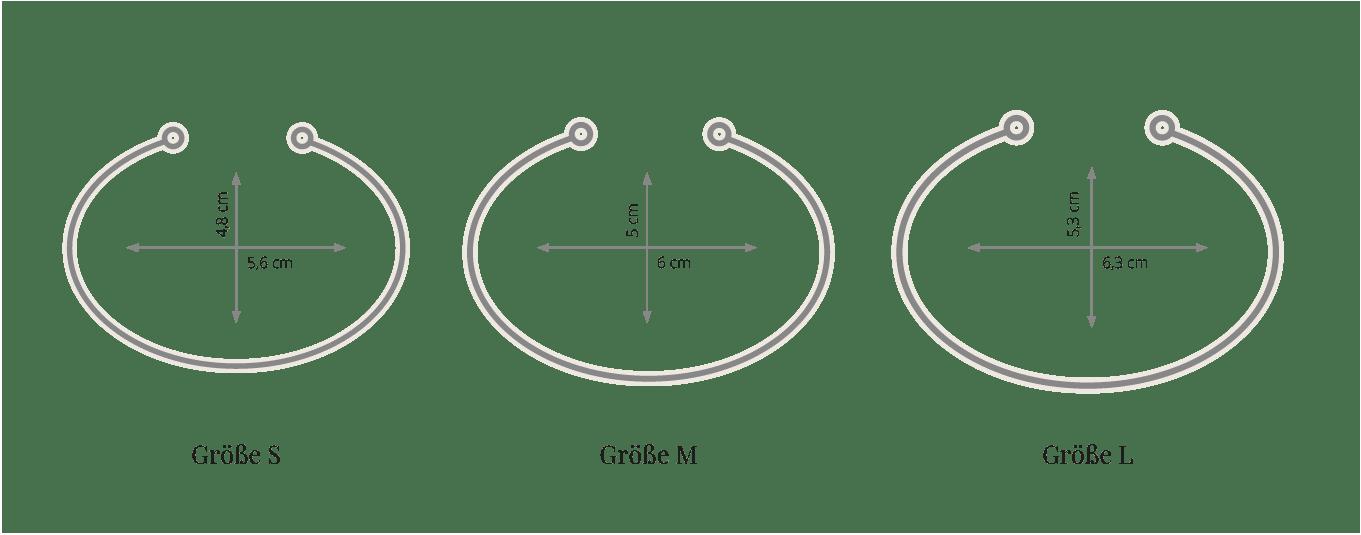Flexi-Armbander KLENOTA