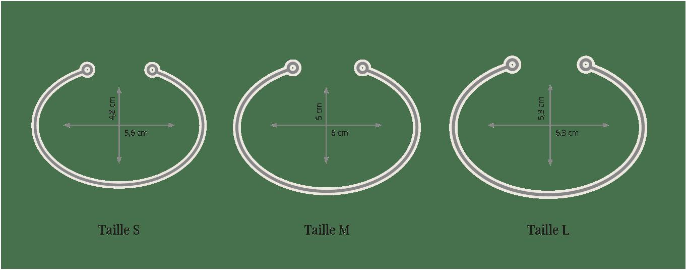 Bracelets Flexi KLENOTA