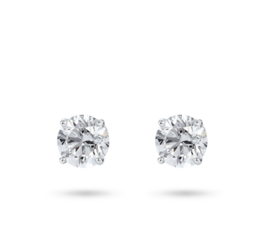 Stud Earrings Diamond