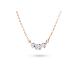 Rosegold necklaces