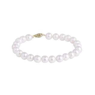 ace074037 Perlové náramky: sladkovodní i mořské perly   KLENOTA