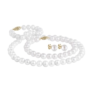 Pearl Gold Set