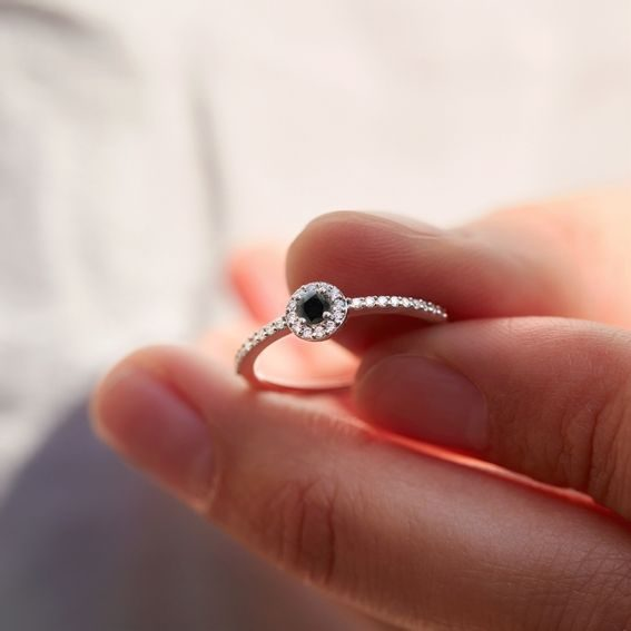 Discover the magic of champagne and black diamonds