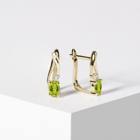 Peridot: a gem associated with the Sun