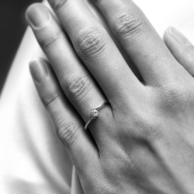 tenzné zasadenie diamantu - KLENOTA