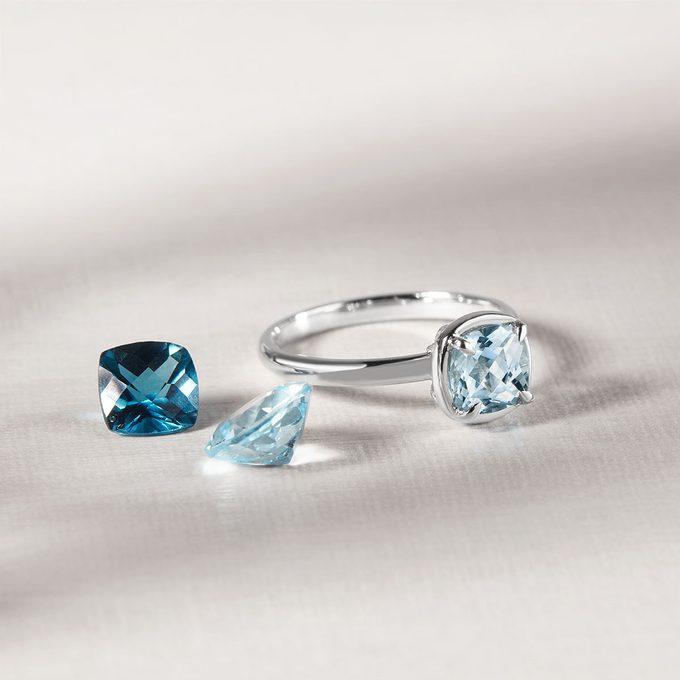 modré diamanty KLENOTA
