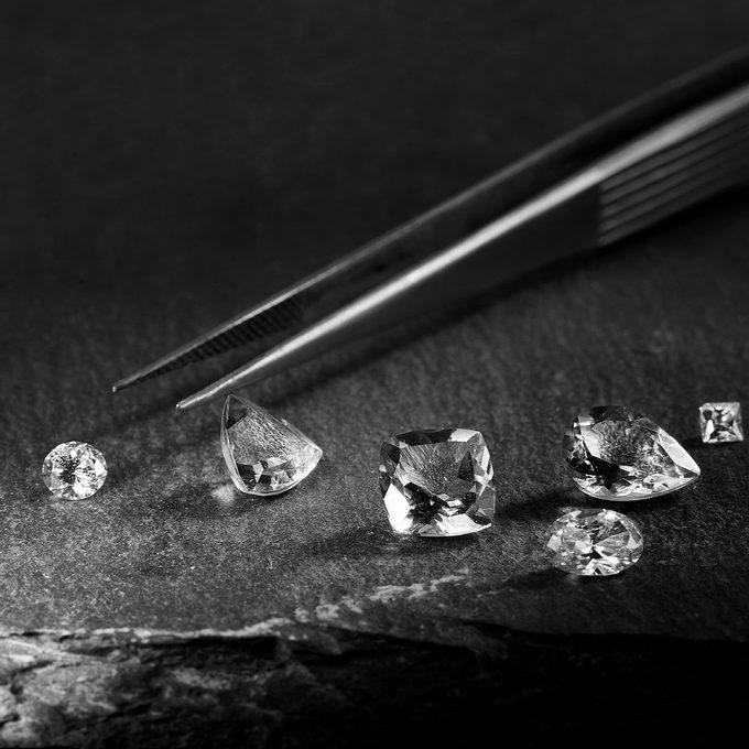 Diamantové výbrusy KLENOTA