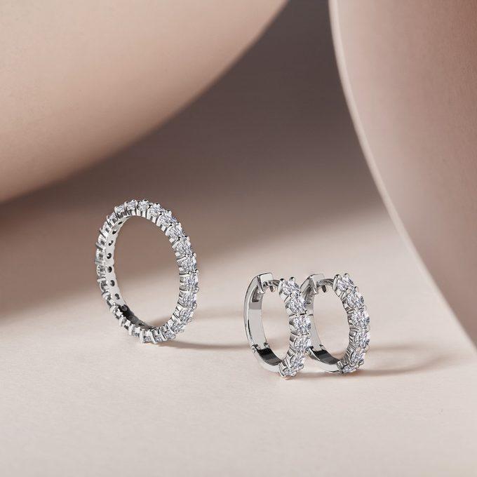 Luksusowa biżuteria z diamentami - KLENOTA