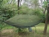 Hamak Jungle with Mosquito Snugpak® – oliwkowy