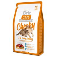 BRIT Care Cat Cheeky I`m Living Outdoor 7kg