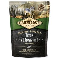 CARNILOVE Duck & Pheasant for Dog Adult 1,5kg