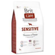 BRIT Care Dog Grain-free Sensitive Venison & Potato 3kg
