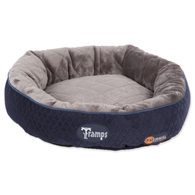 Tramps SCRUFFS Thermal Ring Bed modrý 50 cm