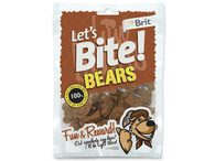 BRIT Lets Bite Bears (150g)