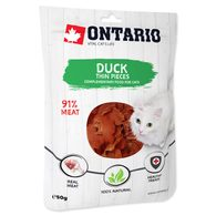 ONTARIO Duck Thin Pieces 50g