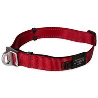 Obojek ROGZ Safety Collar červený XL