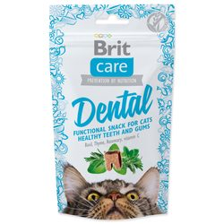 BRIT Care Cat Snack Dental 50g