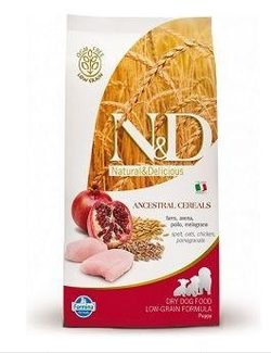 N&D LG DOG Puppy Mini Chicken & Pomegranate - 2,5 kg