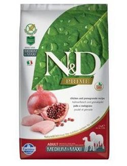 N&D PRIME DOG Adult M/L Chicken & Pomegranate - 2,5 kg