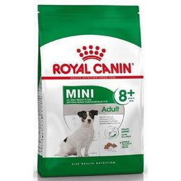 Royal Canin 2,0kg mini Adult 8+ dog