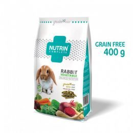 NUTRIN Complete - Králík Grain Free - Vegetable - 400g