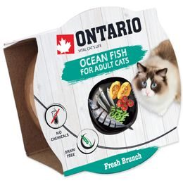Kalíšek ONTARIO Fresh Brunch Ocean Fish 80g