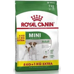 Royal Canin 8,0+1kg mini Adult dog