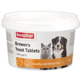 Tablety BEAPHAR Brewers Yeast Tabs 250ks