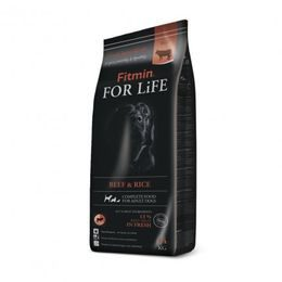 Fitmin dog For Life Beef & Rice - 14 kg