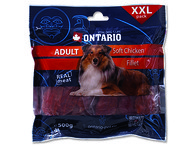 ONTARIO Snack Soft Chicken Jerky (500g)