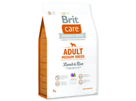 BRIT Care Adult Medium Breed Lamb & Rice (3kg)