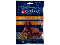 ONTARIO Snack Dry Rabbit Fillet (70g)