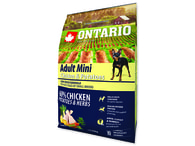 ONTARIO Adult Mini Chicken & Potatoes & Herbs (2,25kg)