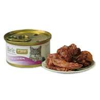 BRIT Care Tuna & Salmon (80g)