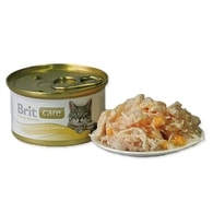 BRIT Care Chicken Breast & Cheese (80g)