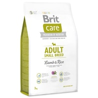 BRIT Care Adult Small Breed Lamb & Rice (3kg)