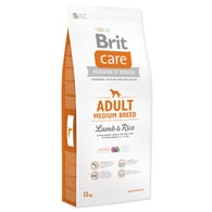 BRIT Care Adult Medium Breed Lamb & Rice (12kg)