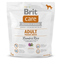 BRIT Care Adult Medium Breed Lamb & Rice (1kg)