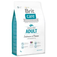 BRIT Care Grain-free Adult Salmon & Potato (3kg)