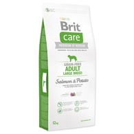 BRIT Care Grain-free Adult Large Breed Salmon & Potato (12kg)
