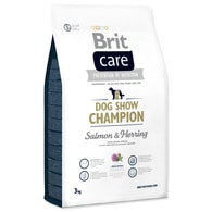 BRIT Care Dog Show Champion (3kg)