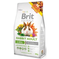 BRIT Animals RABBIT ADULT Complete (300g)