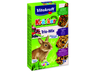 Kracker VITAKRAFT Rabbit Vegetables + Nuss + Fruit (3ks)