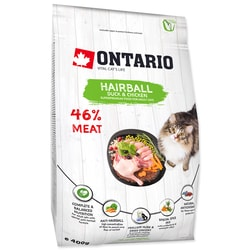 ONTARIO Cat Hairball (2 kg)