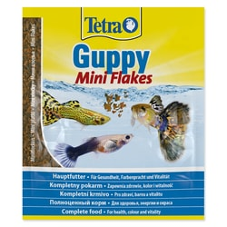 TETRA Guppy food sáček (12g)