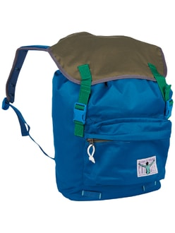 Batoh Chiemsee Riga backpack Blue saphire/Olive night
